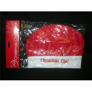 Christmas Chefs Hat