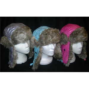 Hat Trapper Assorted Colour