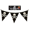 Pirate Bunting Flag